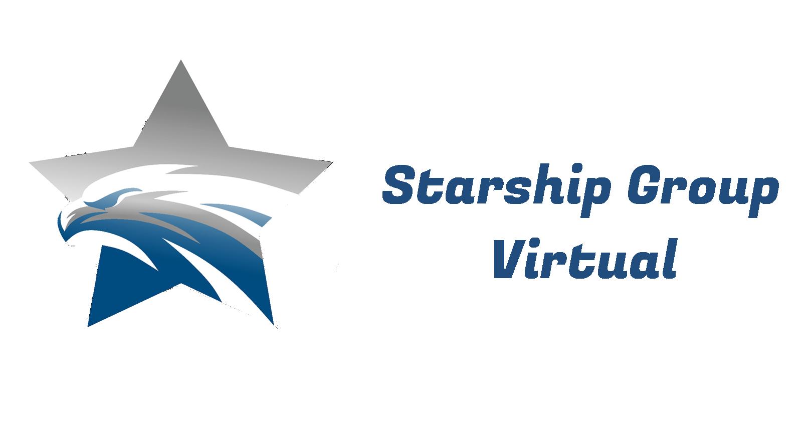 Logo Starship Group Virtual